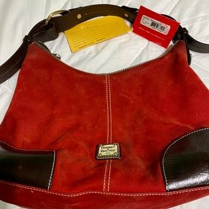 Lovingly used Beautiful Red Dooney and Bourke